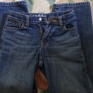 Crazy 8 Bottoms - Crazy 8 blue jeans 8 slim easy fasten loose fit